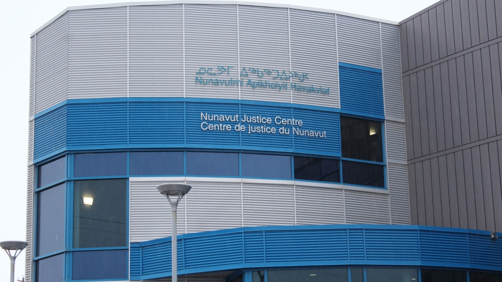 Iqaluit courthouse