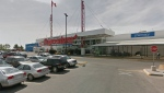 There are four active cases of COVID-19 in workers who are employed at this Calgary Superstore. (File/Google Maps)
