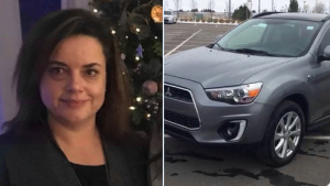 Mila Berner was last seen in the area of Strathcona Crescent in Kitchener driving Mitsubishi crossover. (Source: WPRS) (Nov. 29, 2020)