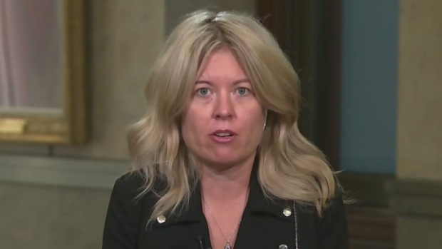 CTV QP: 'There is no vaccine readiness date'