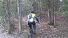 While a trail system that serves a similar purpose already exists within the city, by way of the hub trail, Sault Cycling Club Advocacy Director André Riopel said this proposed plan will complement the existing trail network by eliminating much of the congestion it now faces. Nov. 29/20 (Christian D'Avino/CTV News Northern Ontario)