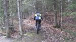 Proposed mountain bike trail system in Sault