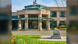 Veterans Memorial Lodge in Saanich is seen in this photo from its website.