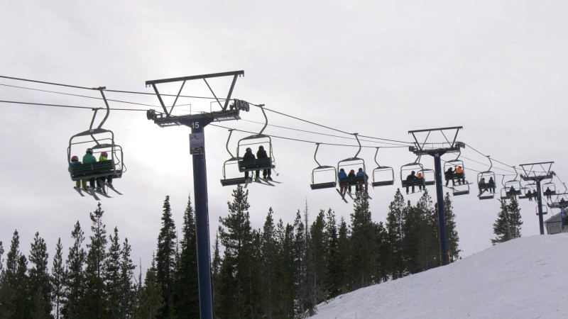 Castle Mountain Resort.