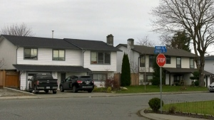 Shots fired at family home in Abbotsford