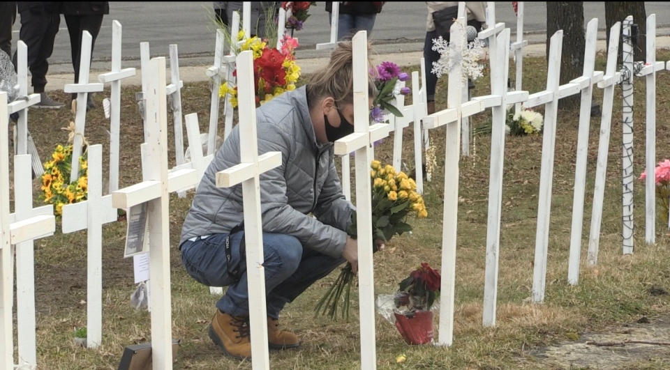 Loved ones honour those who died of drug overdoses