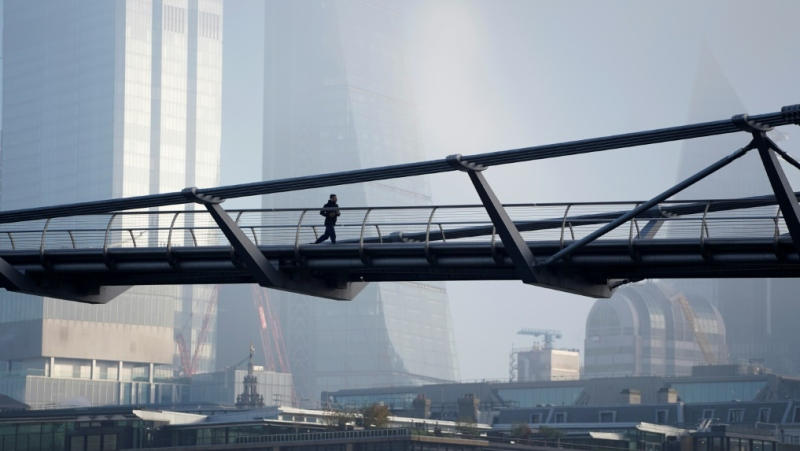WHO-recommended limits for air pollution are broken in 99 per cent of London. (AFP)