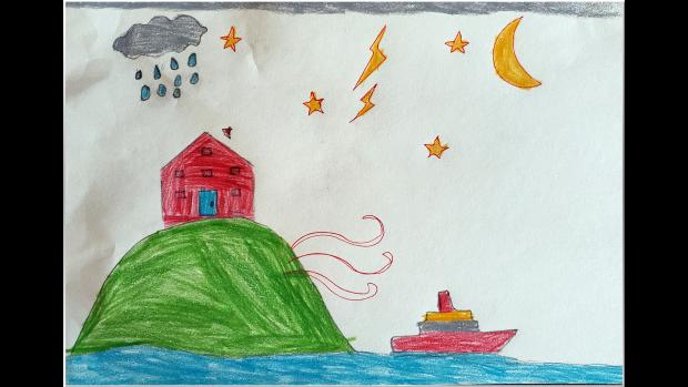 Emma Carisse, Grade 2, École Notre-Place, Orleans