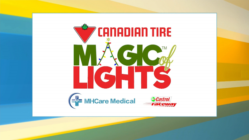 Castrol Magic of Lights