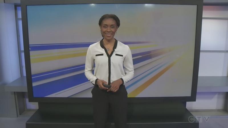 CTV Morning Live Weather Nov 30