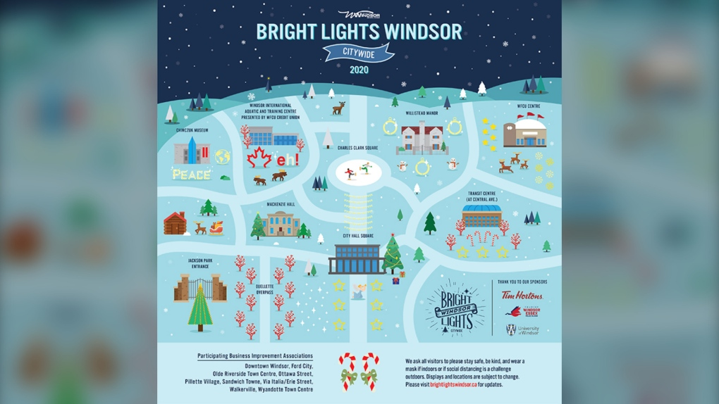 Bright Lights Windsor Citywide