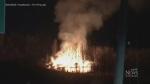 Barn fire near Guelph considered suspicious