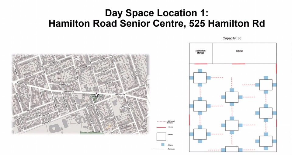 City of London homelessness plan 1