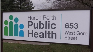 Huron Perth Public Health (Scott Miller/CTV London)