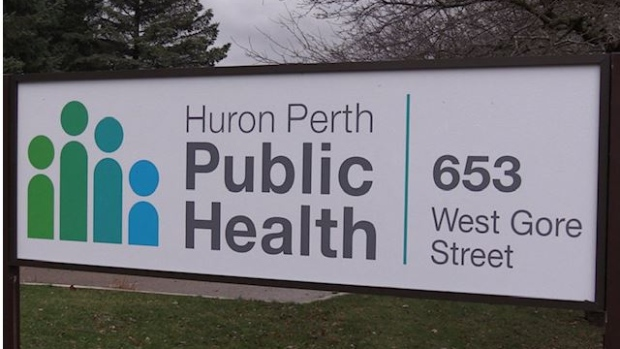 Huron Perth Public Health (Scott Miller/CTV London)