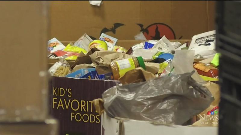 Food bank demand increasing amid pandemic