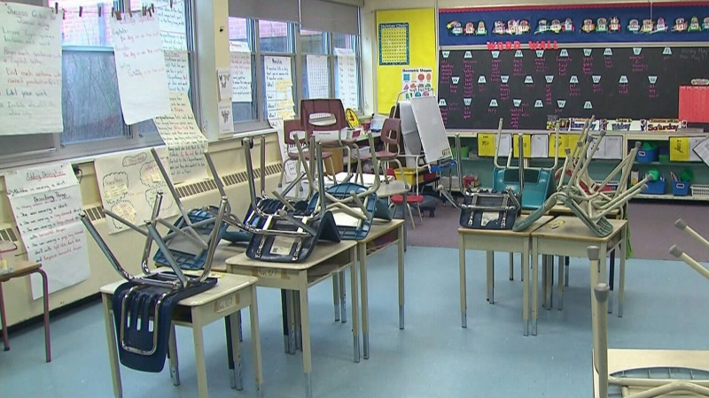 Parents notified of school exposure 12 days later
