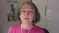 Child Care Now executive director Morna Ballantyne