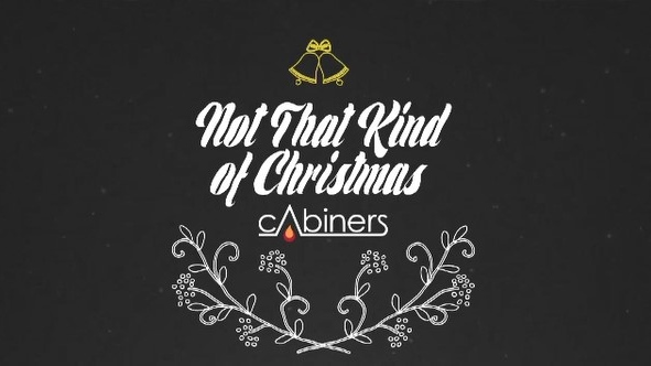 "Dayv Poulin from Sudbury and Loni Konkal from North Bay are 'The cAbiners' who put together this clever song titled ""A Different Kind of Christmas."""