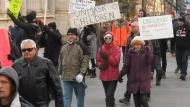 Calgary to step up enforcement after rally