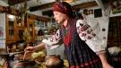 Borscht is art, language and culture, says Shcherban, (AFP)