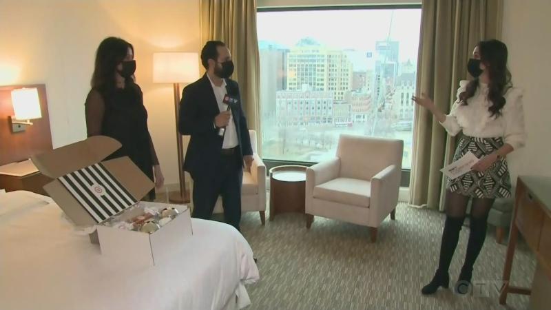 CTV Morning Live Live Eye 2 Dec 01