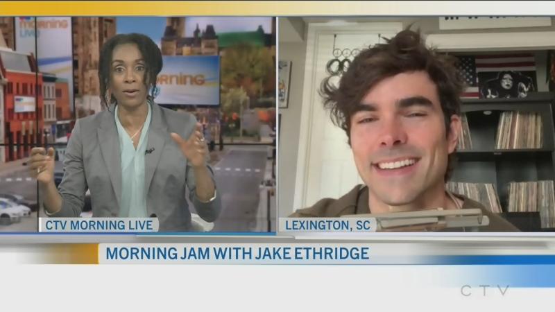 CTV Morning Live Ethridge Dec 01