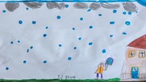 Lily, 7 years old, Grade 2, St. Joseph's School, Arnprior