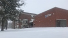 Elizabeth Ziegler Public School seen on Dec. 1, 2020, when the school board had its first virtual snow day. (Dan Lauckner / CTV Kitchener)