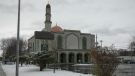 Windsor Mosque in Windsor, Ont., on Tuesday, Dec. 1, 2020. (Chris Campbell / CTV Windsor)