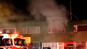 Deadly fire started in illegal suite: firefighters