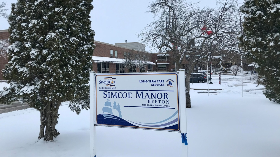 Simcoe Manor