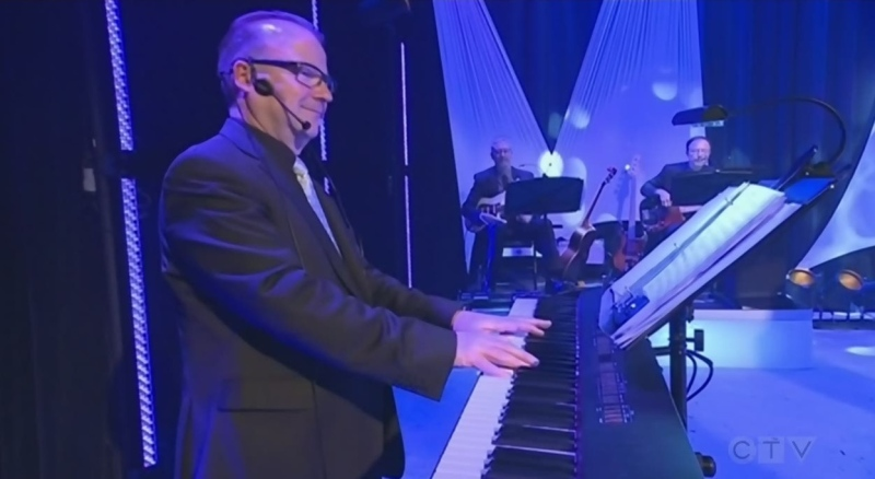 The beloved annual CTV Lions Children's Christmas Telethon returns and Jessica Gosselin talks to Jeff Wiseman about this year's musical acts
