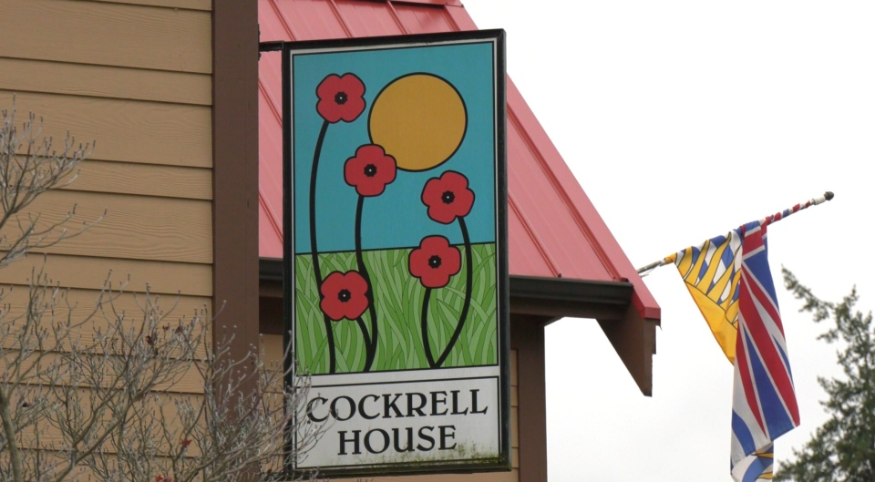 Cockrell House in Colwood provides homes for homeless veterans who need help getting back on their feet. (CTV News)