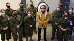 First Nation calls for military support amid COVID
