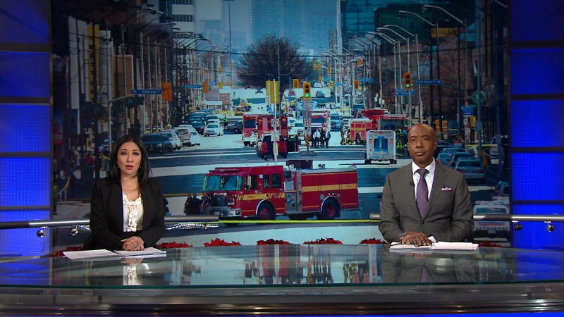 CTV News Toronto at Six for Dec. 1, 2020
