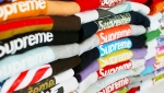 A man's collection of Supreme t-shirts may be worth upwards of $2 million. Adriana Zhang reports