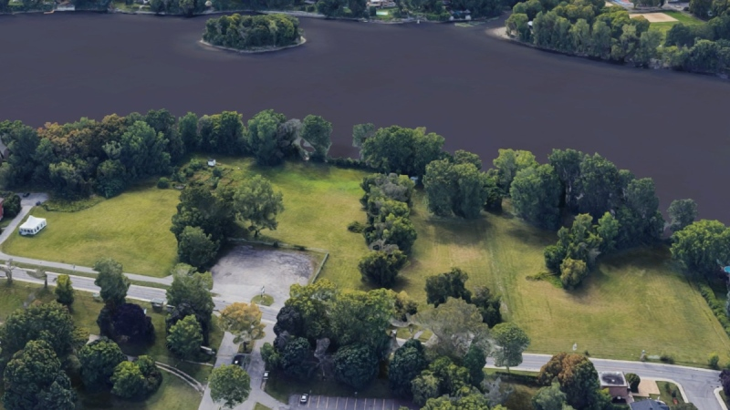 The city of Laval purchased a large plot of land to create a park / Courtesy of the City of Laval on Twitter