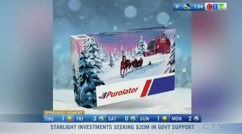 SPONSORED – Purolator box features Winnipeg artist