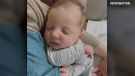 Baby born from 27-year-old embryo