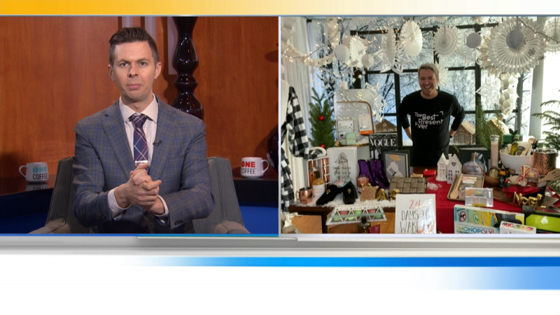 Style Expert Christian Dare shows us how to gift more, spend less and find affordable gifts for the entire family