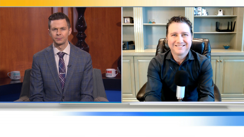 "As more and more people look at tech for gift giving- we'll talk to Tech Expert Marc Saltzman about being ""cyber safe"""