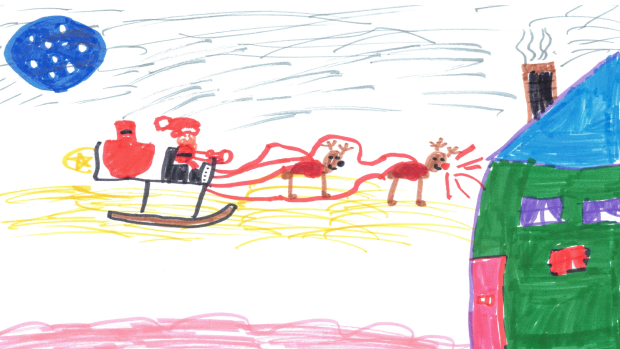 Rosalie Ryan, 7 years old, Grade 2, Ecole Lamoureux