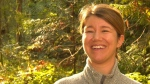 Habitat Acquisition Trust executive director Katie Blake. (CTV News)