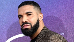 Drake attends the LA premiere Of HBO's 'Euphoria' at The Cinerama Dome on June 04, 2019 in Los Angeles, California. He is releasing a candle that is scented like himself. (Frazer Harrison/Getty Images)