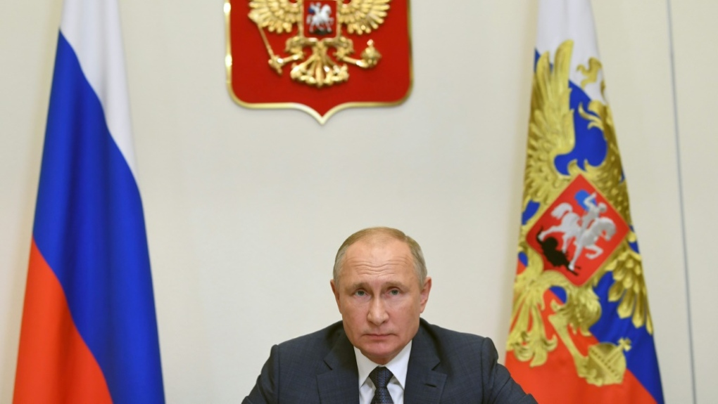 Putin: Start Mass Vaccination against COVID-19 in Russia Next Week