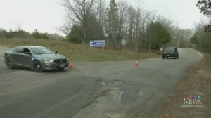 Explosive devices removed at Gore Bay crime scene