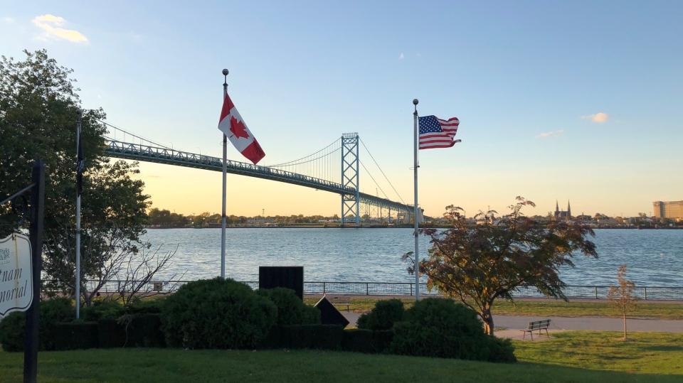 Windsor border flags
