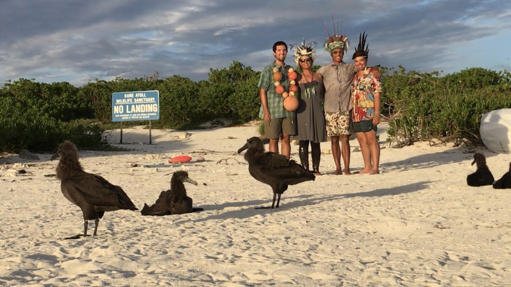 Kure Atoll Crew