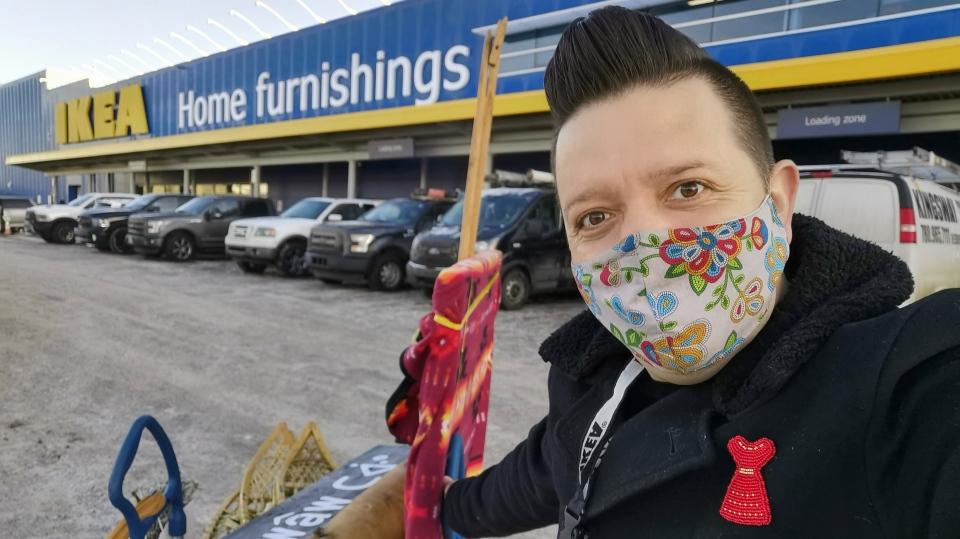 Lance Cardinal, IKEA